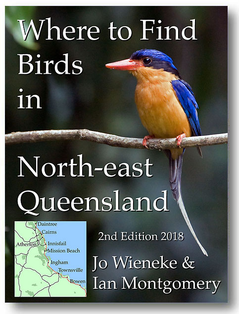 Cover of book Where to Find Birds in North-east Queensland