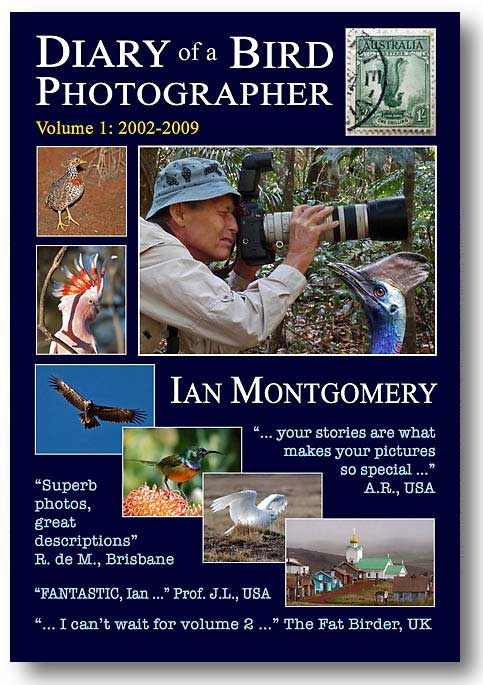 Cover of book Where to Find Birds in Northern Queensland