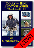 Click here to find out more about about the ebook Diary of a Bird Photographer Volume 2